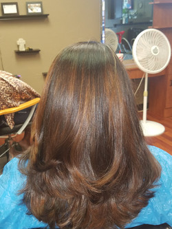 highlight and cut