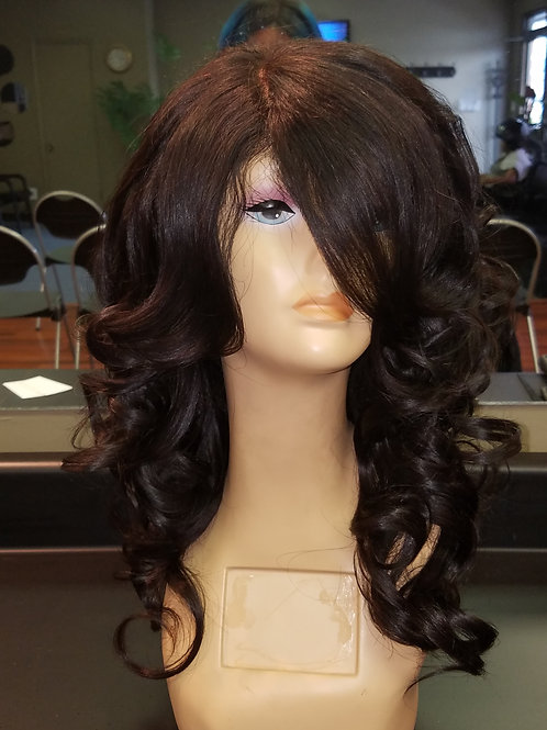 Lyza Unit- custom lace frontal unit