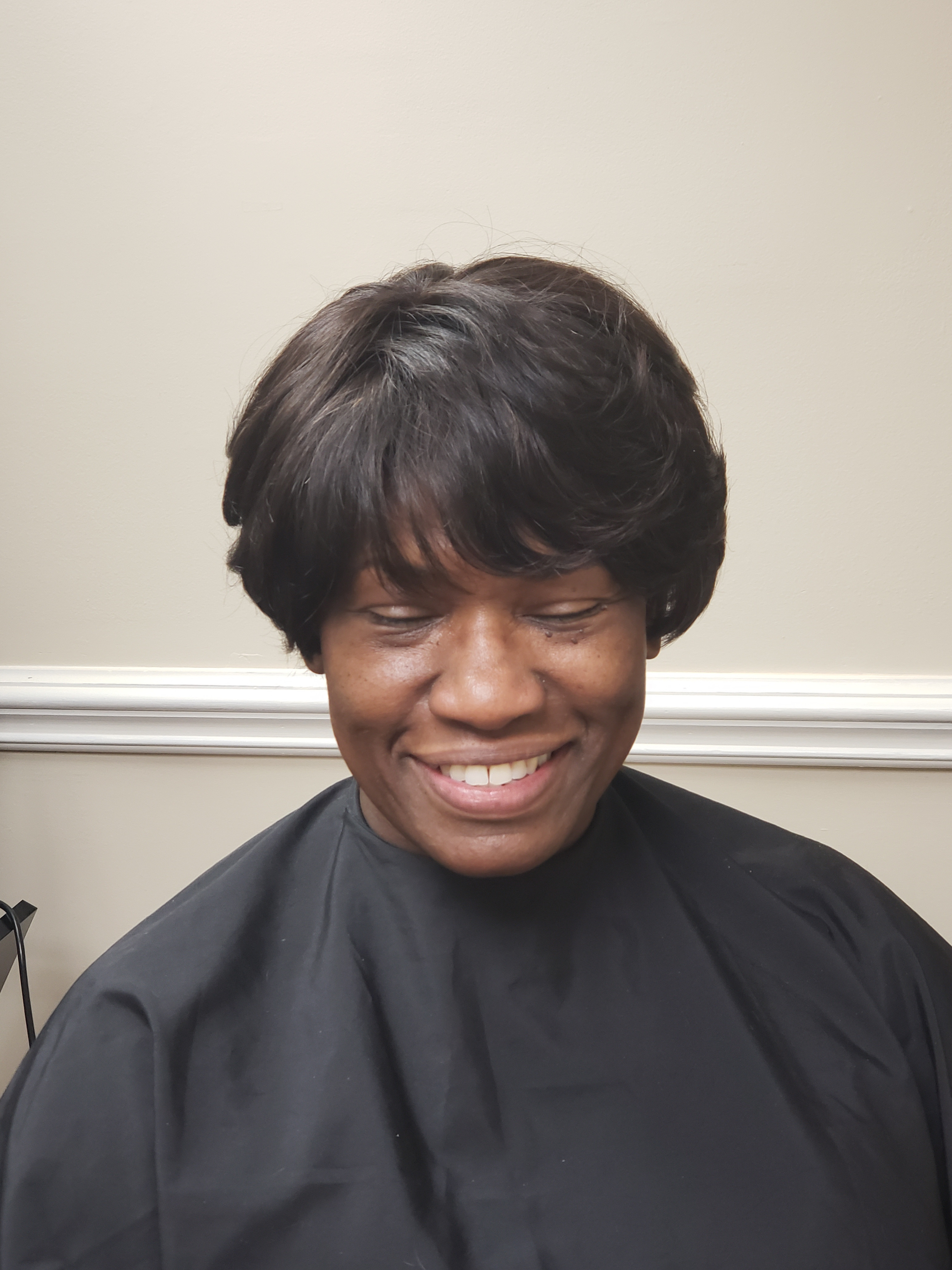 Virtual Custom Wig Consultation