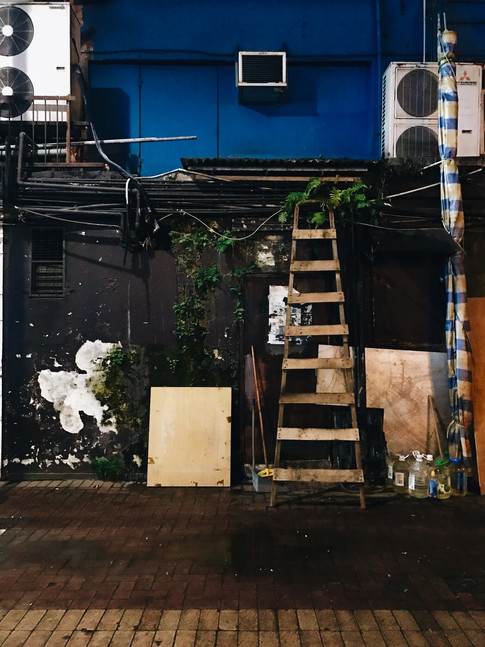 Alley, Tsuen Wan.
