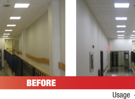Bright Ideas and Big Savings in Commercial Lighting