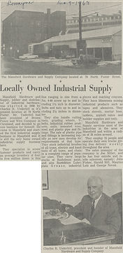 Locally Owned Industrial Supply