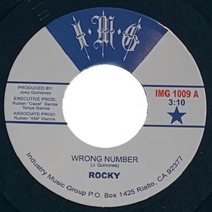 Rocky - Wrong Number