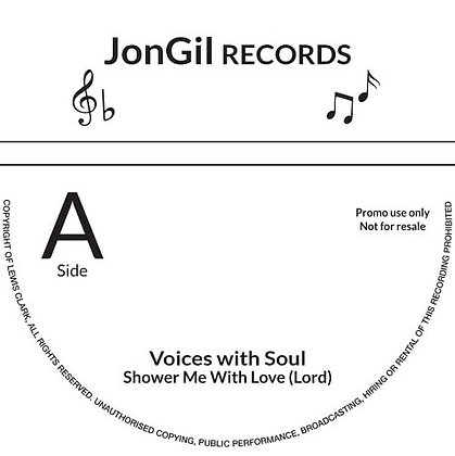 Voices With Soul - Shower Me With Love