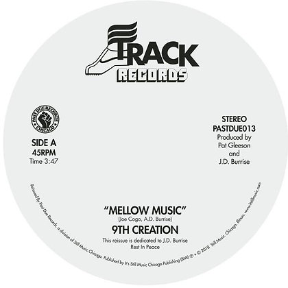 9th Creation - Mellow Music