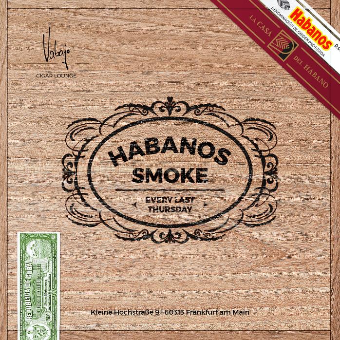 Habanos Smoke #10/12