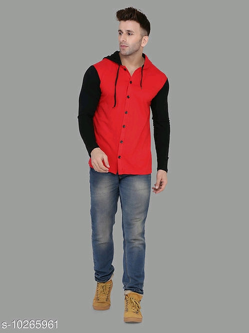 Blisstone Hood neck Long Sleeves Tshirt