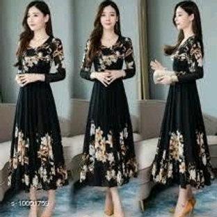Classic Modern Women Dress