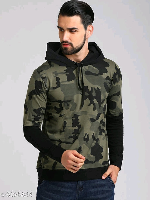 Attractive Cotton Men's Sweatshirt