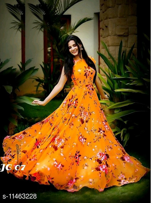 Beautiful Women Gown