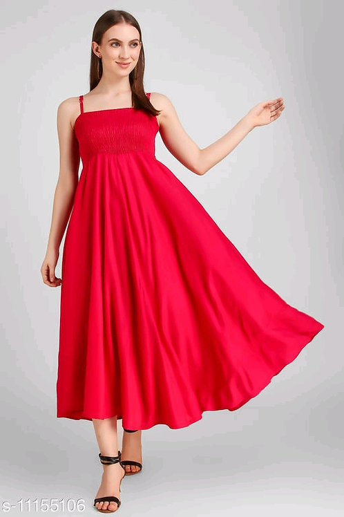 Comfy Designer Women Dress