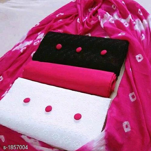Classy Cotton Chikankari Suit