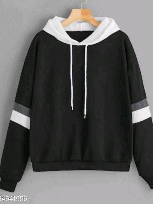 Comfy Glamorous Women Sweatshirt