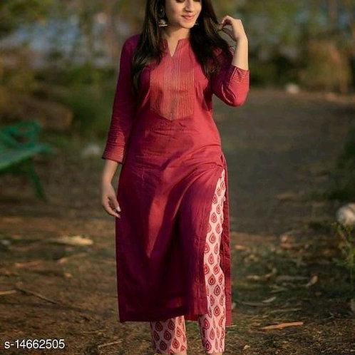 Adrika Voguish Women Kurta Set