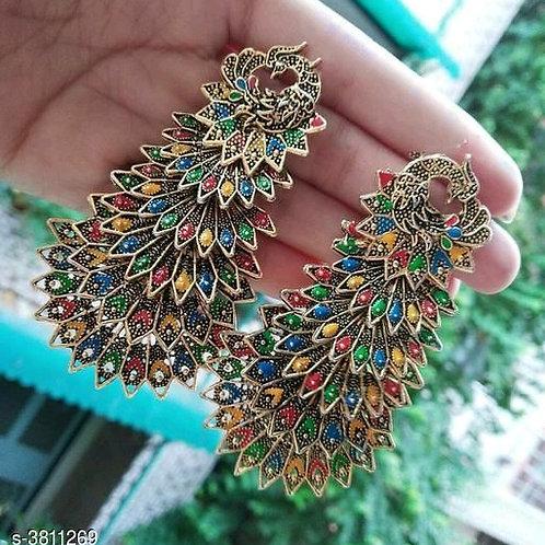 Arya Attractive Alloy Women's Earrings Vol 15