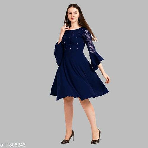 Classic Partywear Women Dress