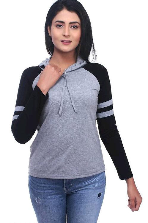 Classic Fashionable Women Sweatshirt