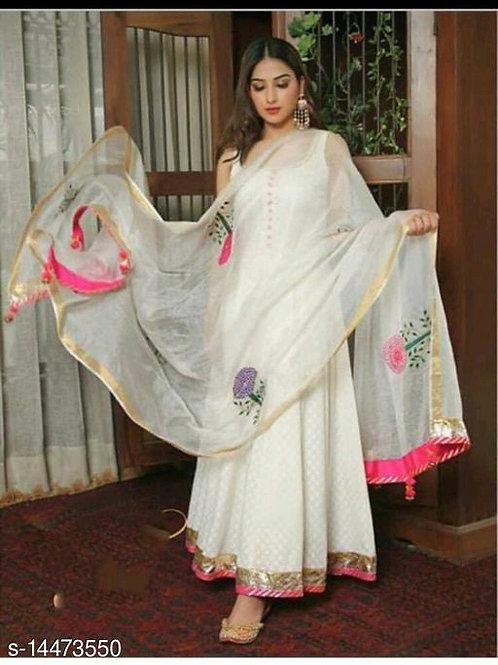 Aagam Drishya Women Kurta Sets