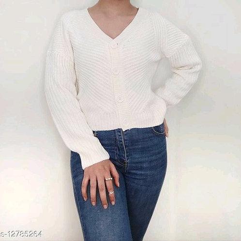 Classic Graceful Women Sweaters