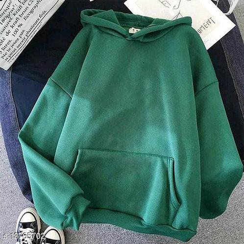 Classy Elegant Women Sweatshirt