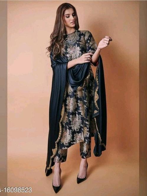 Aakarsha Alluring Women Kurta Set