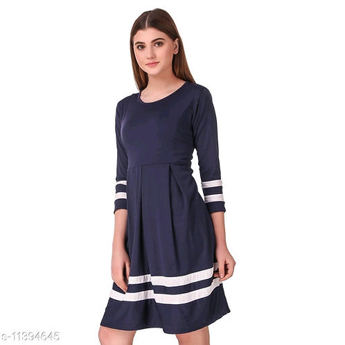 Comfy Graceful Women Dress