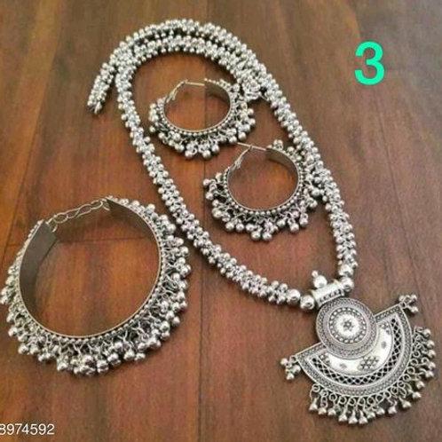 Allure Graceful Jewellery Set