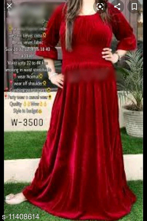 Classic Glamorous Women Dress