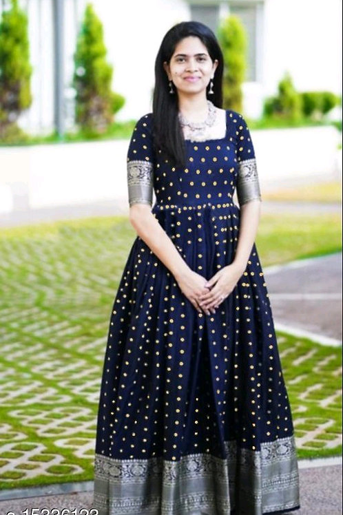 Comfy Latest Women Gown