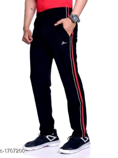 Comfy Cotton Men's Track Pant