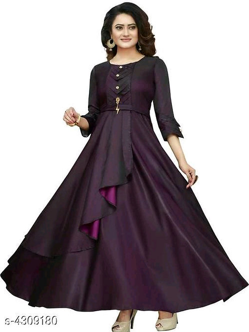 Alisha Sensational Women Gown