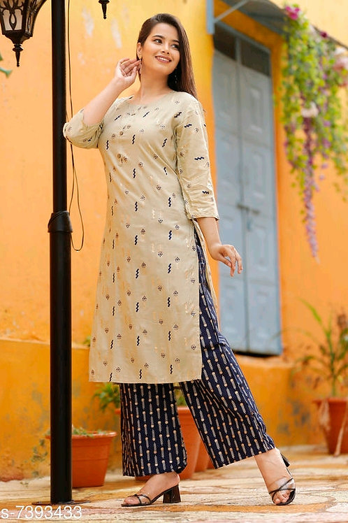 Aishani Voguish Women Kurta Set