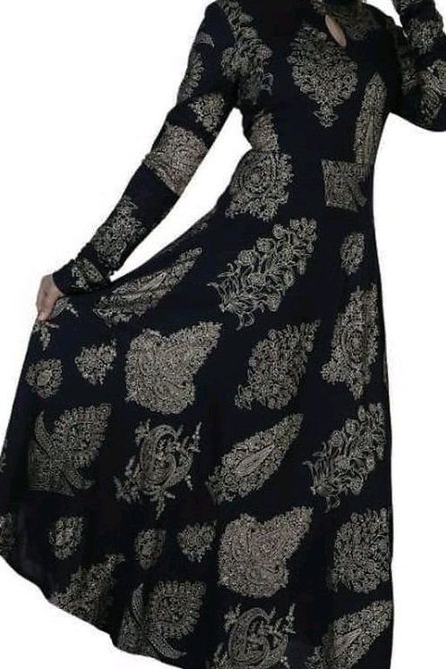 Aagam Fashionable Gown