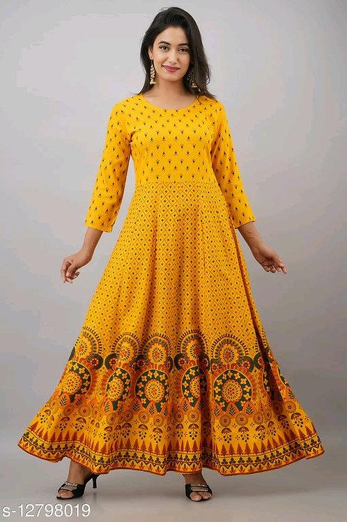 Charvi Versatile Women Gown