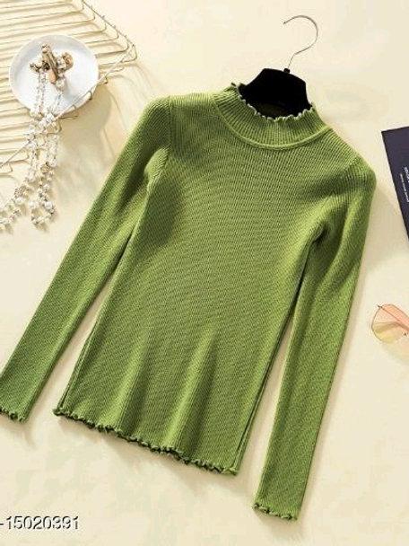 Classy Feminine Women Sweaters