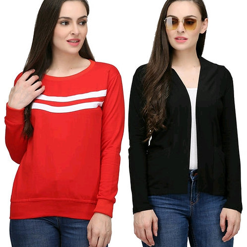 Classy Fabulous Women Sweatshirts