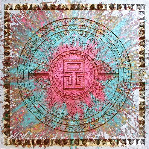 The Quest Mandala