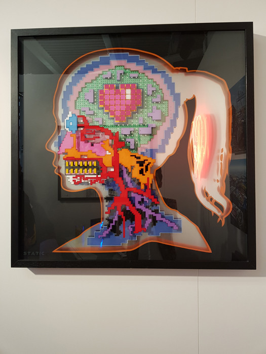 Static - Lawrence Alkin Gallery at Moniker Art fair