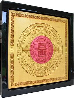 South Asian Spiritual Mandala Art by Eccentric O