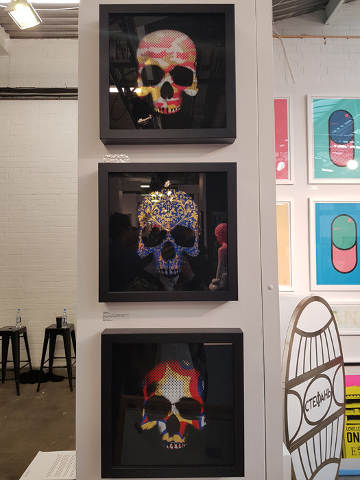 Rise Gallery at Moniker Art Fair