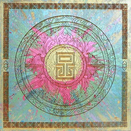 Cultural Mandala