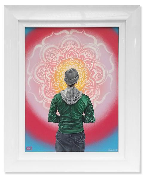 London gallery artwork