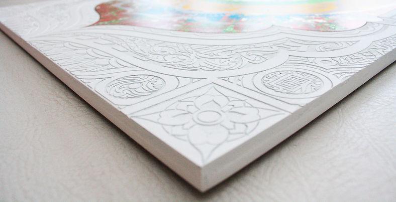 Indian Patterns Art