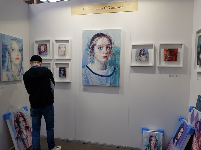 Liam O'Connor - The Other Art Fair