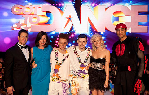 Diversity on Sky 1 Got to Dance with Kimberly J