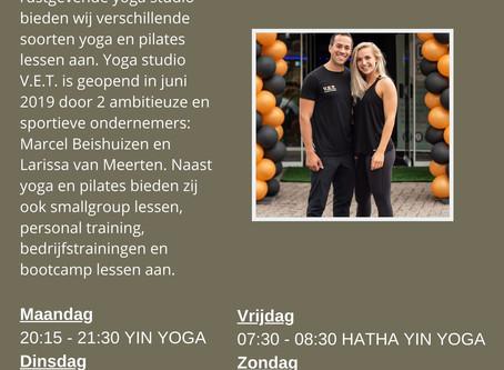 GRATIS Yoga & Pilates lessen - Open week.