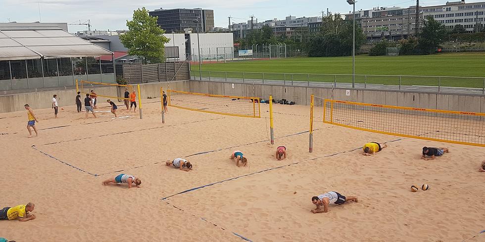 Mi Beachvolleyball Training A-F