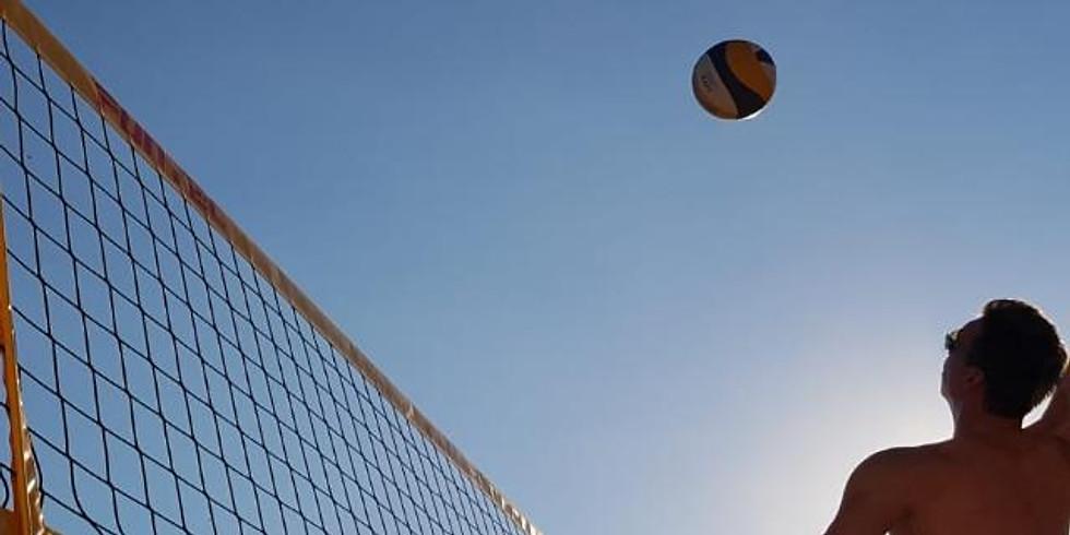 Mittwoch Schnupper-/Probetraining Beachvolleyball