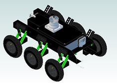 MineRover Clickmox Solutions 3D Laser Scanning an Mapping Underground Mines