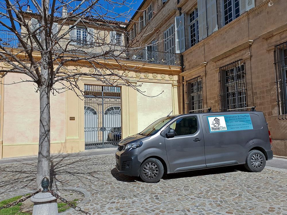 Climatisation Aix en Provence - IHOME CLIM Aix - Devis - installation - Entretien à Aix en Provence et sa région